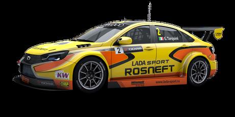 Lada Vesta eSports