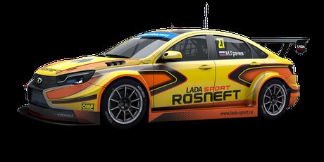 LADA Sport Rosneft - #27