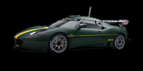 Lotus Evora GT4