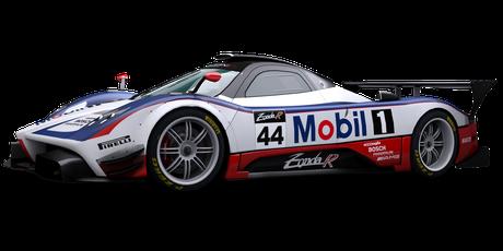 Mobil 1 - #44