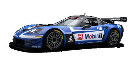 Mobil 1 Racing - #46