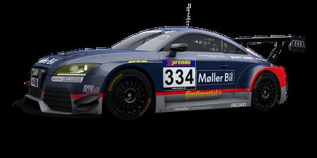 Moller Bil - #334