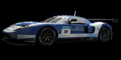 M.O.R.E Motorsport - #5