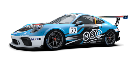 MSG/HRT Motorsport - #77
