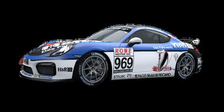 Mühlner Motorsport - #969