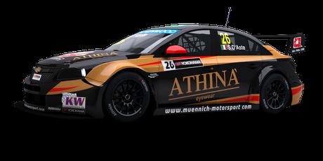 Munnich Motorsport - #26
