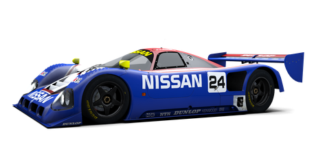 Nissan Motorsport - #24