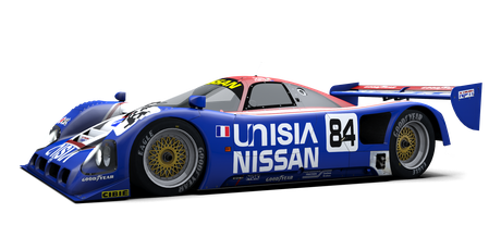 Nissan Motorsport - #84