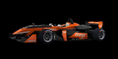 Orange Racing - #19