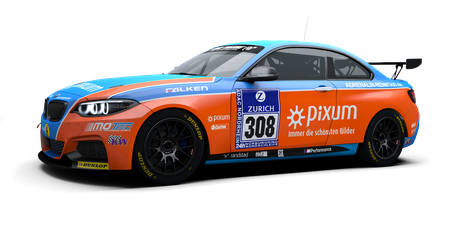 Pixum Team Adrenalin Motorsport - #308