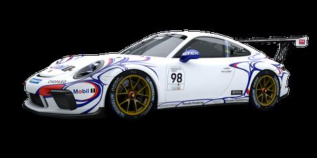Porsche 911 GT1 Tribute - #98