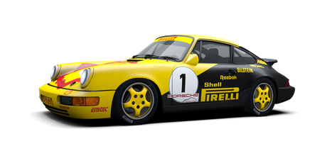 Porsche Motorsport - #1