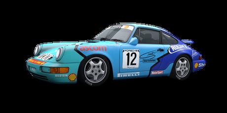 Porsche Motorsport - #12