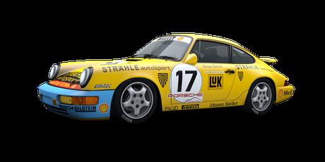 Porsche Motorsport - #17