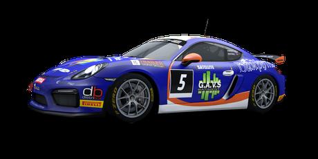 Porsche Motorsport - #5