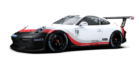 Porsche Motorsport Tribute - #10