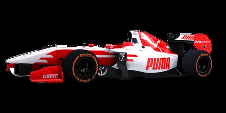Resultado de imagem para puma motorsport logo png