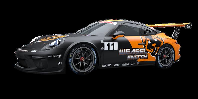Porsche 911 GT3 Cup - Store - RaceRoom Racing Experience