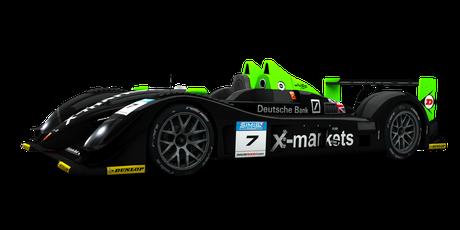 Rollcentre Racing - #7
