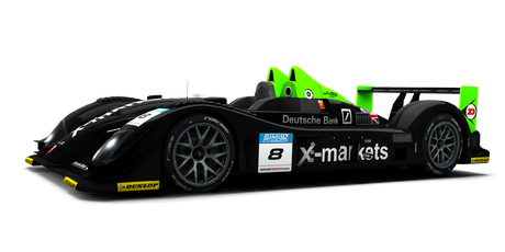Rollcentre Racing - #8