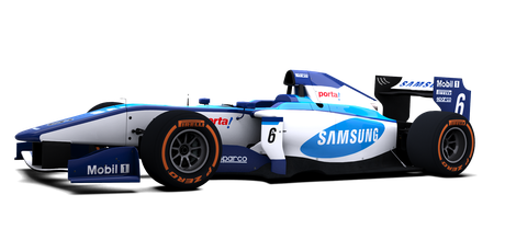 Samsung Motorsports - #6