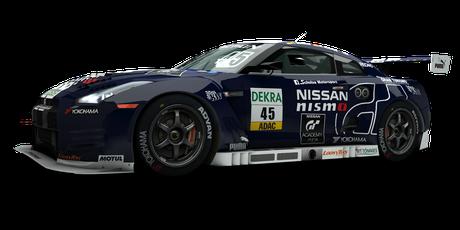 Schulze Motorsport - #45
