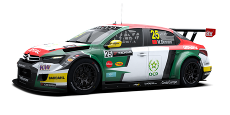 Sébastien Loeb Racing - #25 - 2016
