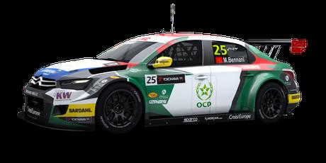 Sébastien Loeb Racing - #25 - 2017