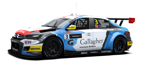 Sébastien Loeb Racing - #3 - 2017