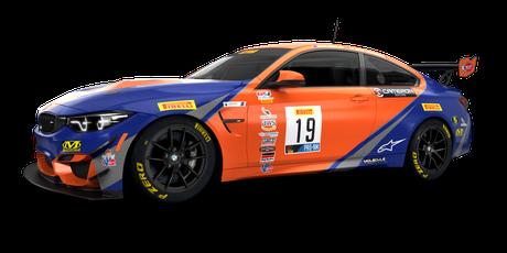 Stephen Cameron Racing - #19