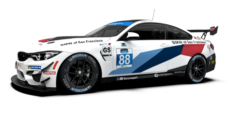Stephen Cameron Racing - #88