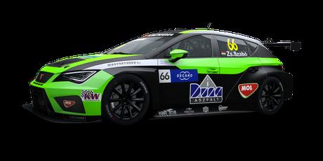 Zengő Motorsport - #66