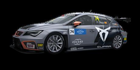 Team OSCARO by Campos Racing - #74