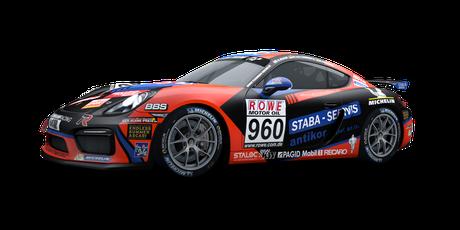 Teichmann Racing - #960