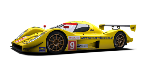 Toleman Motorsports - #09