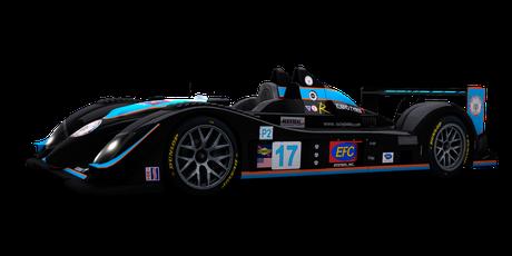 Van der Steur Racing 06 - #17