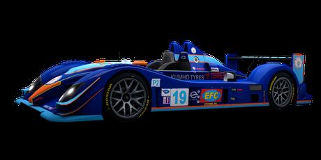 Van der Steur Racing - #19
