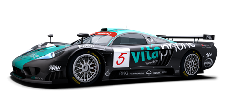 Vitaphone Racing Team - #5
