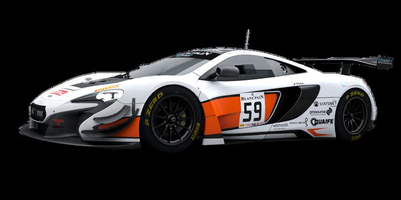 Mclaren 650s Gt3 >> Mclaren 650s Gt3 Store Raceroom Racing Experience