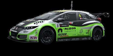 Zengö Motorsport - #8 - 2017