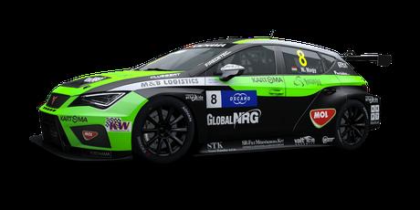 Zengő Motorsport - #8