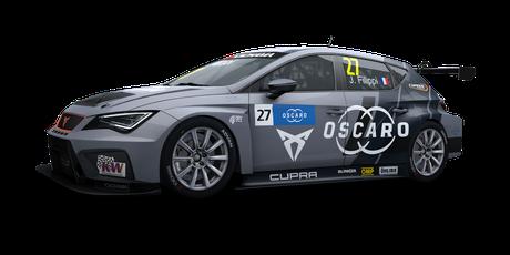 Team OSCARO by Campos Racing - #27