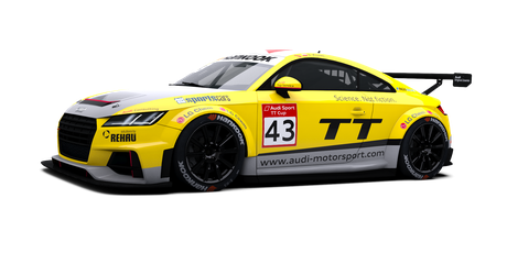 Audi Sport - #43