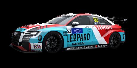 Audi Sport Leopard Lukoil Team - #52