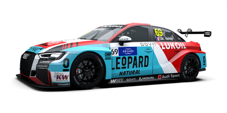 Audi Sport Leopard Lukoil Team - #69