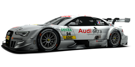 Audi Sport Team Abt - #24
