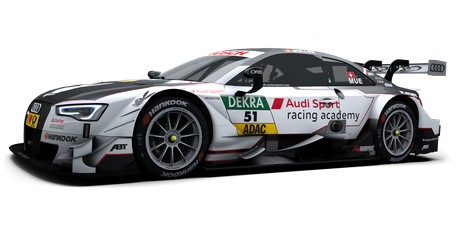 Audi Sport Team Abt Sportsline 2 - #51
