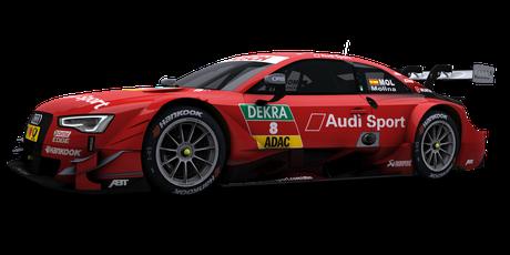 Audi Sport Team Abt Sportsline - #8