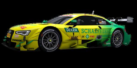 Audi Sport Team Phoenix - #1