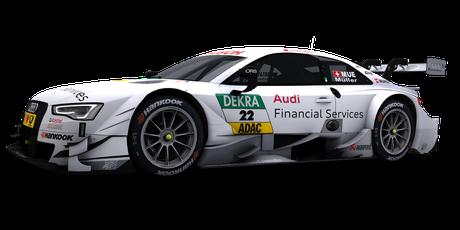 Audi Sport Team Rosberg - #22